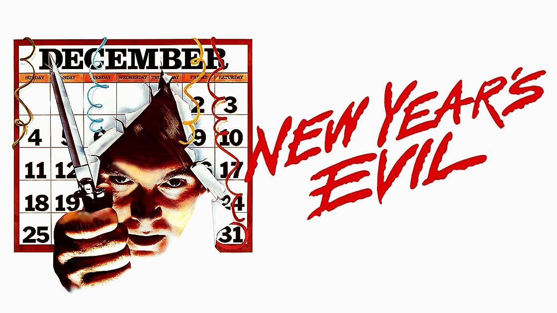 New Year's Evil on Amazon Prime Video UK