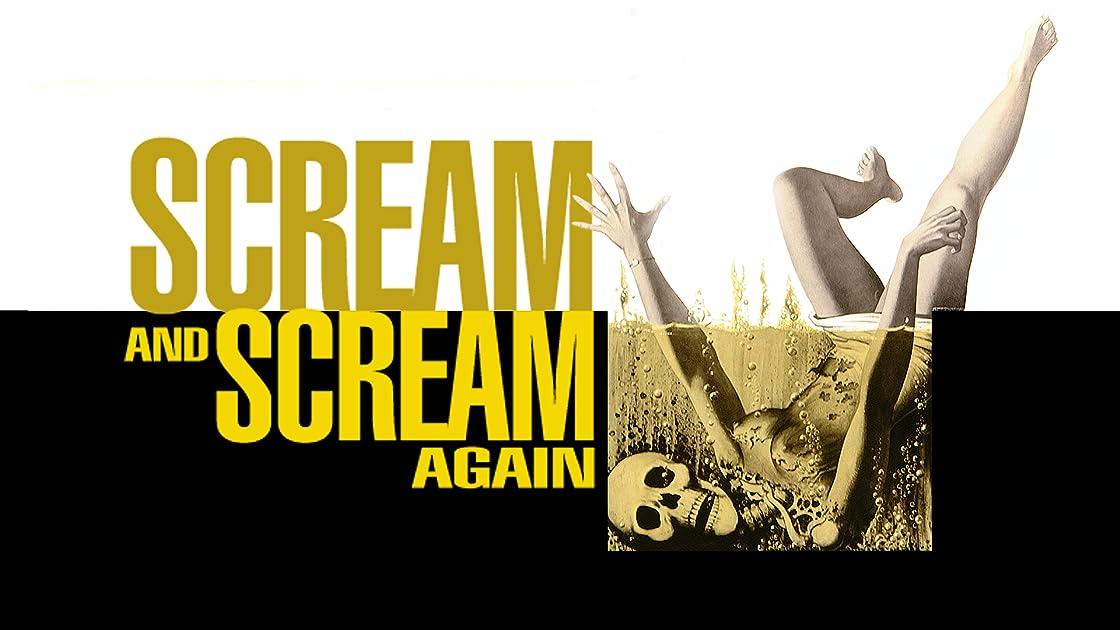 Scream and Scream Again on Amazon Prime Video UK