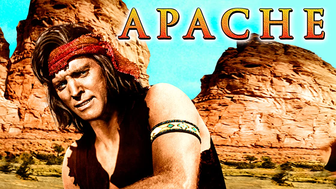 Apache on Amazon Prime Video UK