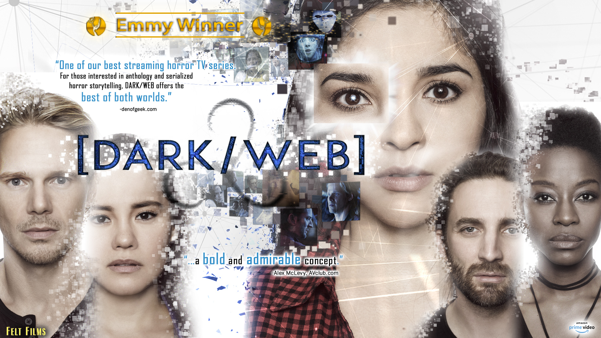 Dark/Web on Amazon Prime Video UK