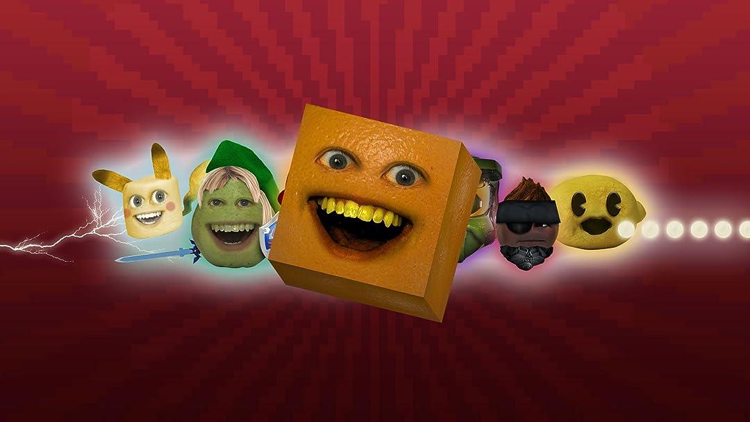 Clip: Annoying Orange Let's Play - Talking Tom Gold Run (Gaming)