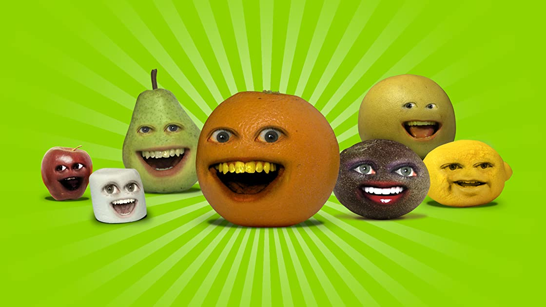 Annoying Orange Challenge Videos on Amazon Prime Instant Video UK