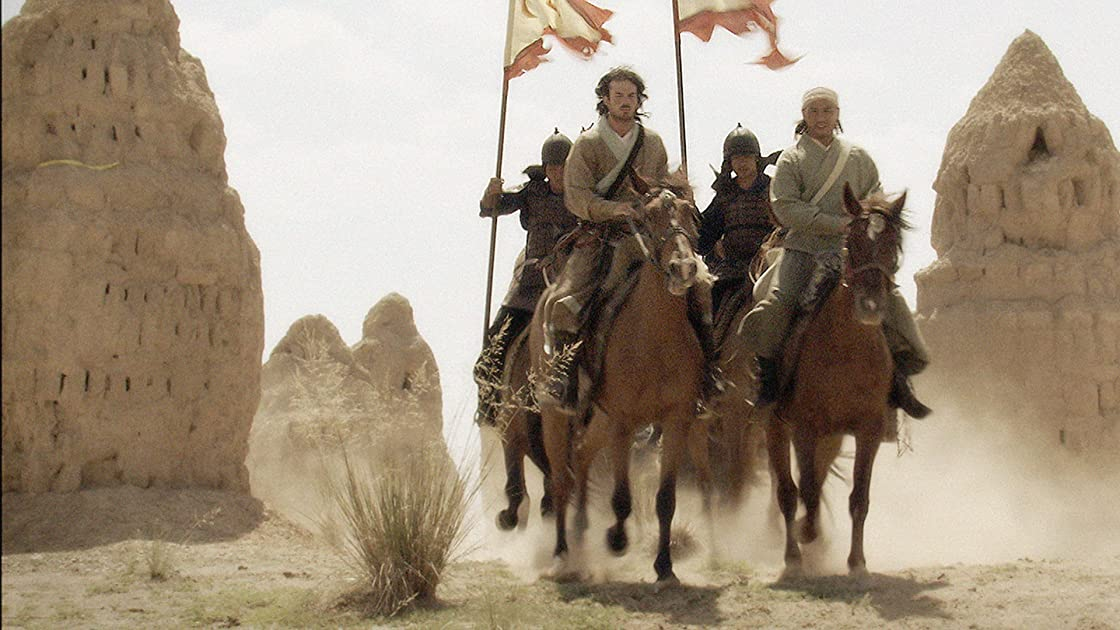 The Secret File of Marco Polo on Amazon Prime Instant Video UK