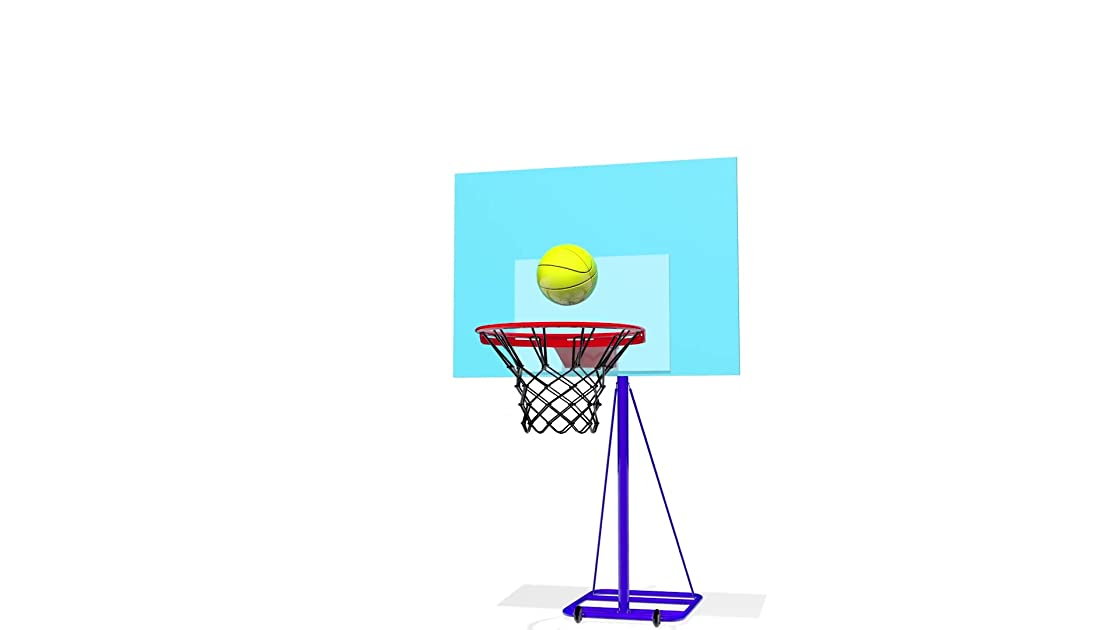 Learn Colors with Basket Ball Game for Toddlers