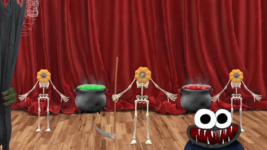 Skeleton Dance Party on Amazon Prime Video UK