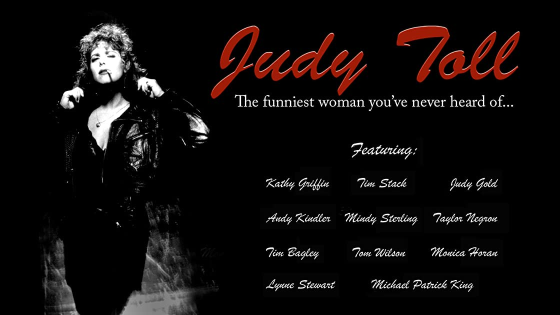 Judy Toll, The Funniest Woman You've Never Heard of