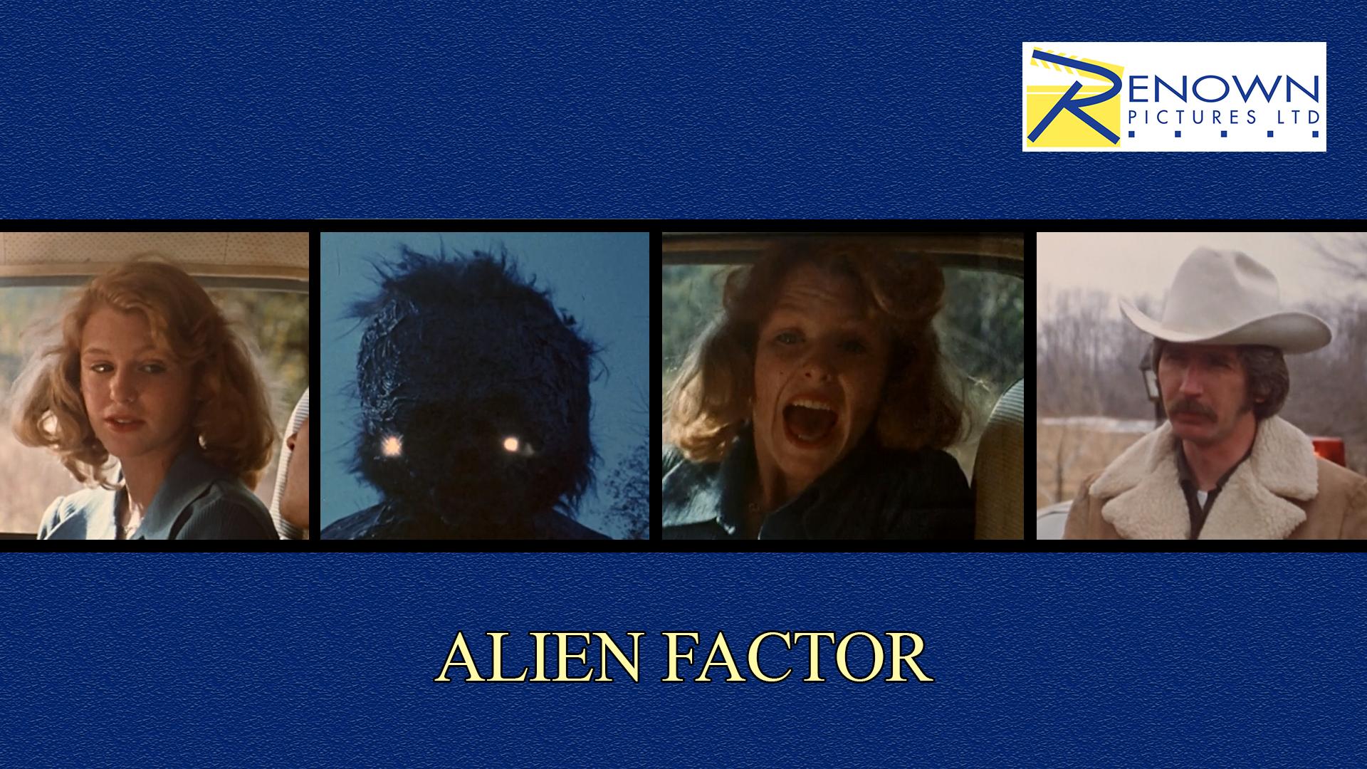 Alien Factor