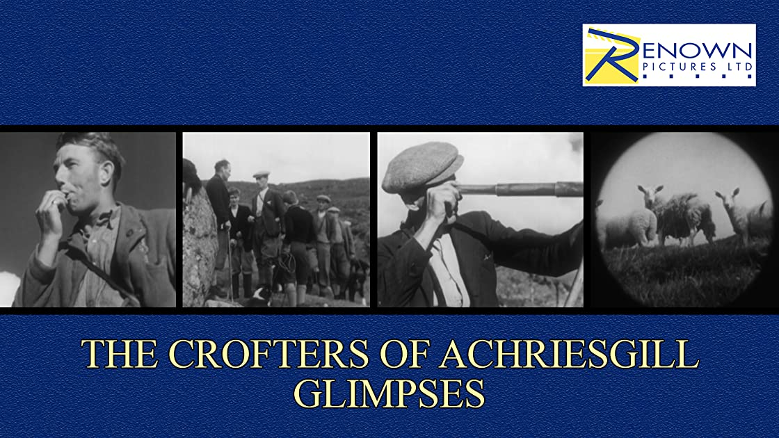 The Crofters of Achriesgill Glimpses on Amazon Prime Instant Video UK