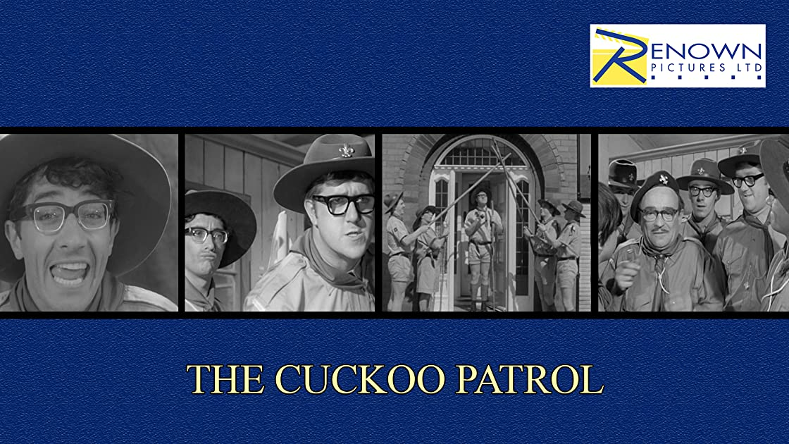 The Cuckoo Patrol on Amazon Prime Instant Video UK