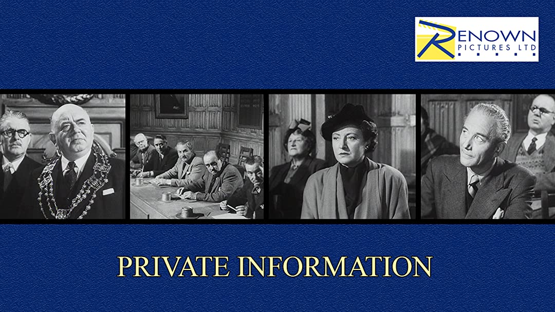 Private Information on Amazon Prime Video UK