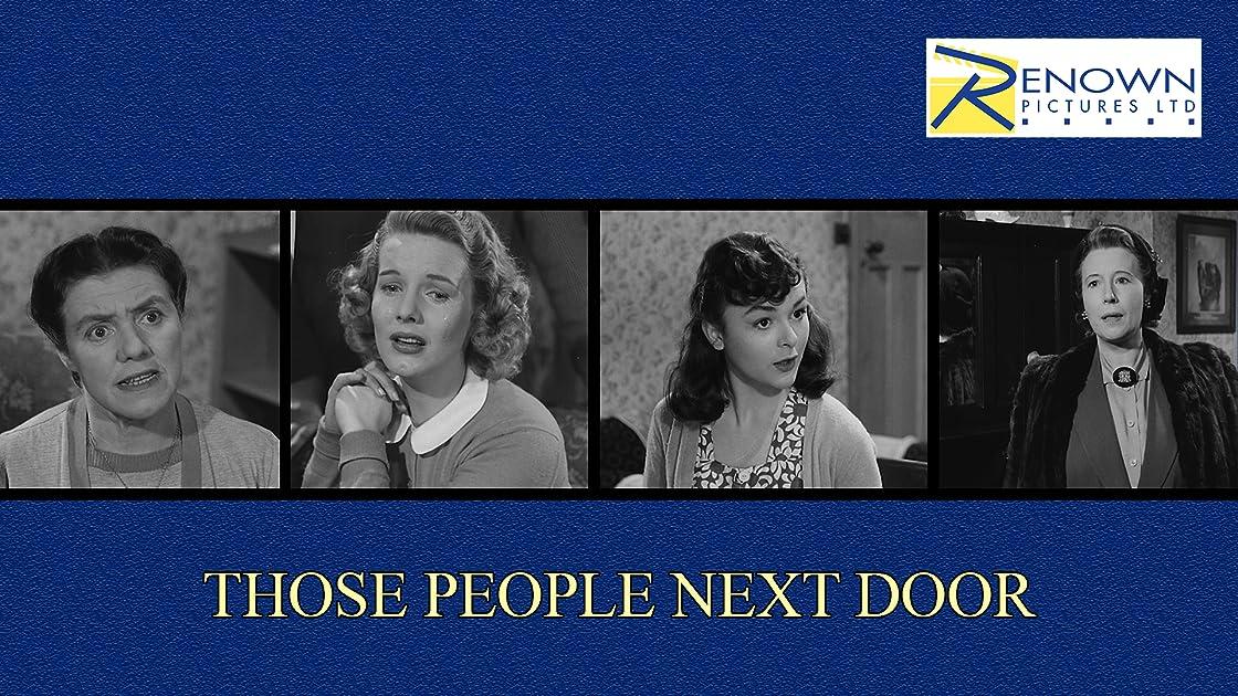 Those People Next Door