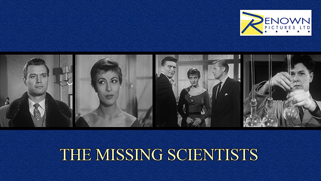 The Missing Scientists on Amazon Prime Instant Video UK