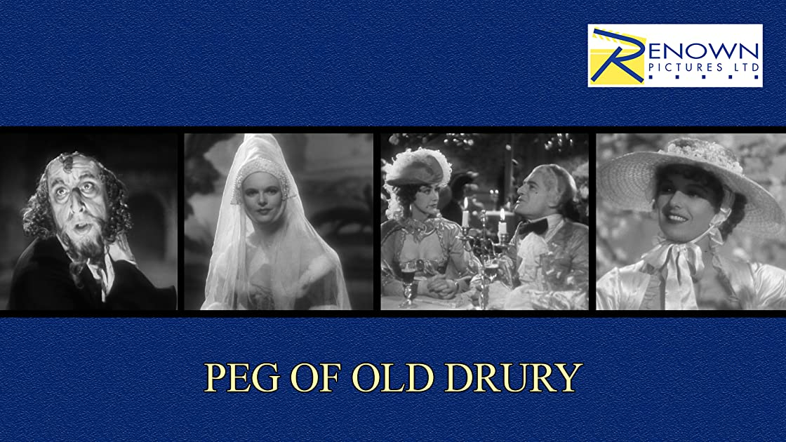 Peg Of Old Drury on Amazon Prime Video UK