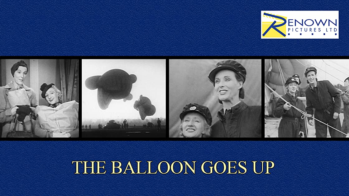 The Balloon Goes Up