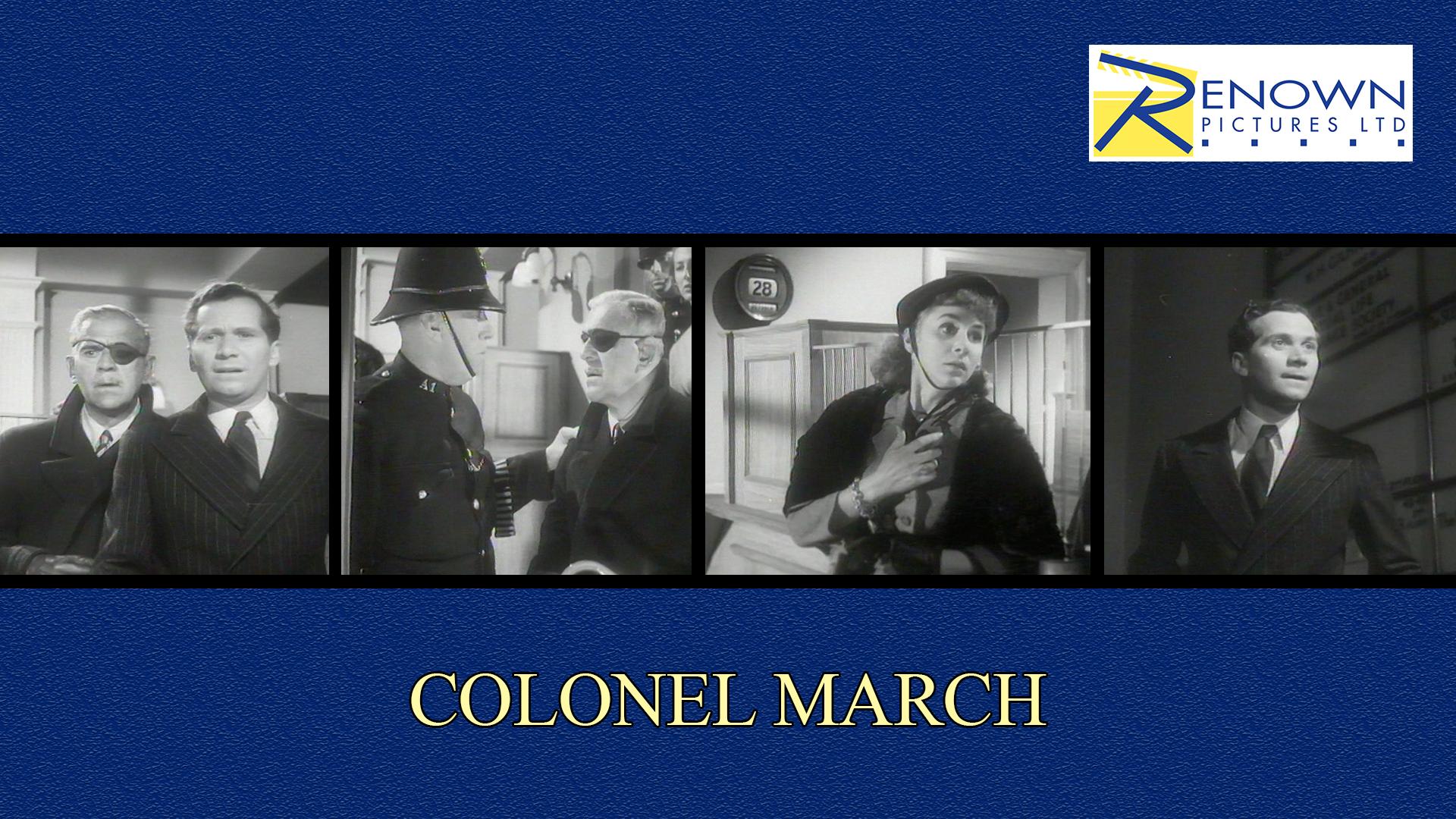 Colonel March