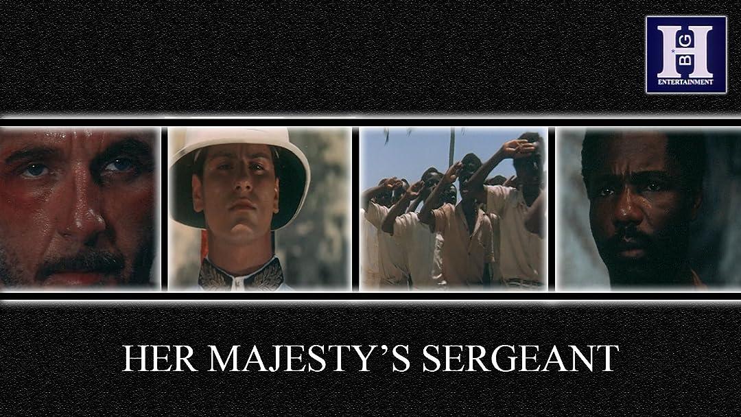 Her Majesty's Sergeant
