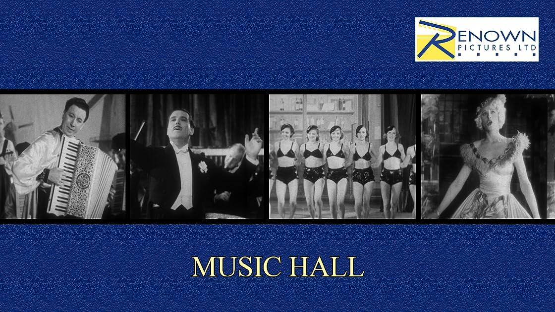 Music Hall on Amazon Prime Instant Video UK