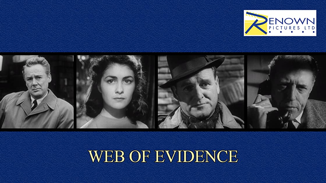 Web Of Evidence on Amazon Prime Instant Video UK