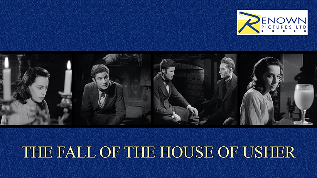 The Fall Of The House Of Usher on Amazon Prime Video UK
