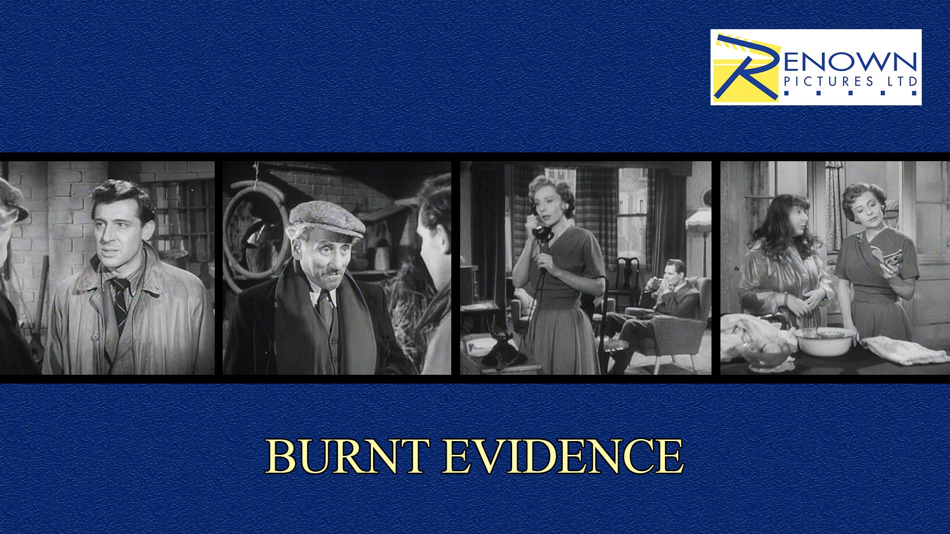 Burnt Evidence