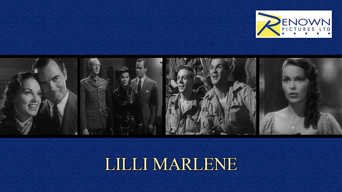 Lilli Marlene on Amazon Prime Instant Video UK