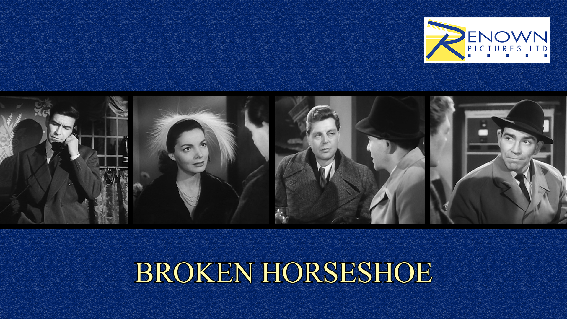 Broken Horseshoe on Amazon Prime Video UK