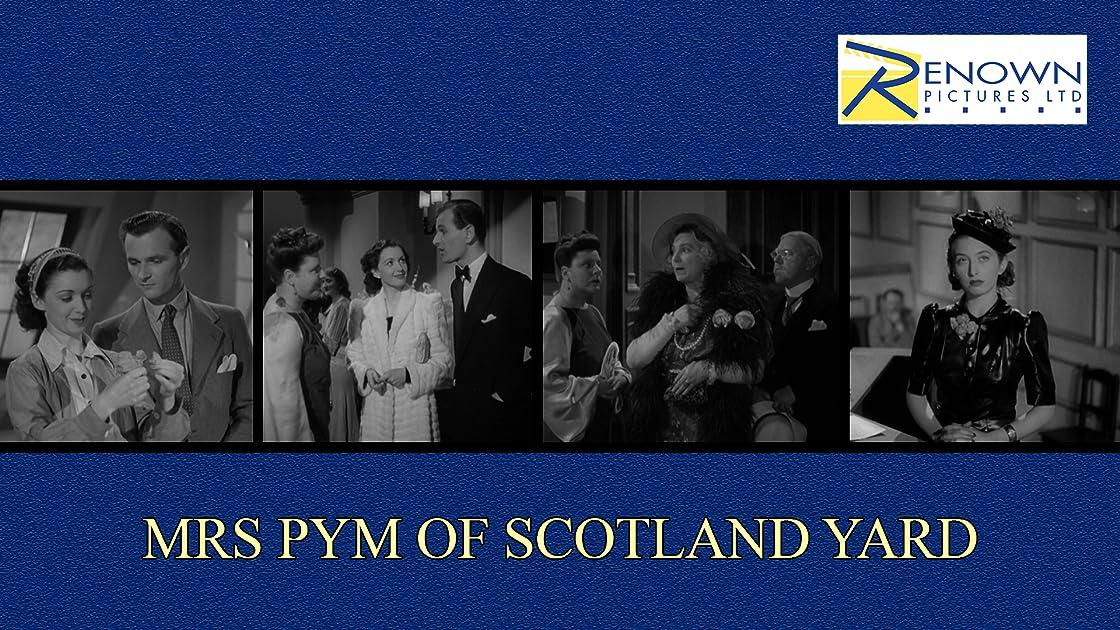 Mrs Pym Of Scotland Yard on Amazon Prime Video UK