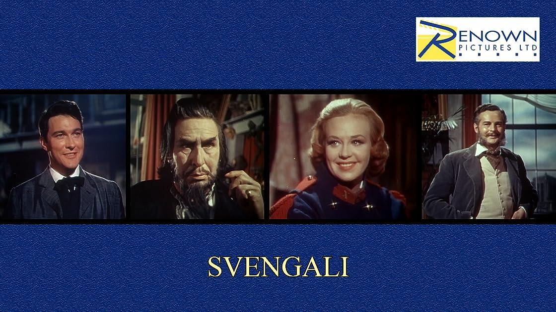 Svengali on Amazon Prime Instant Video UK