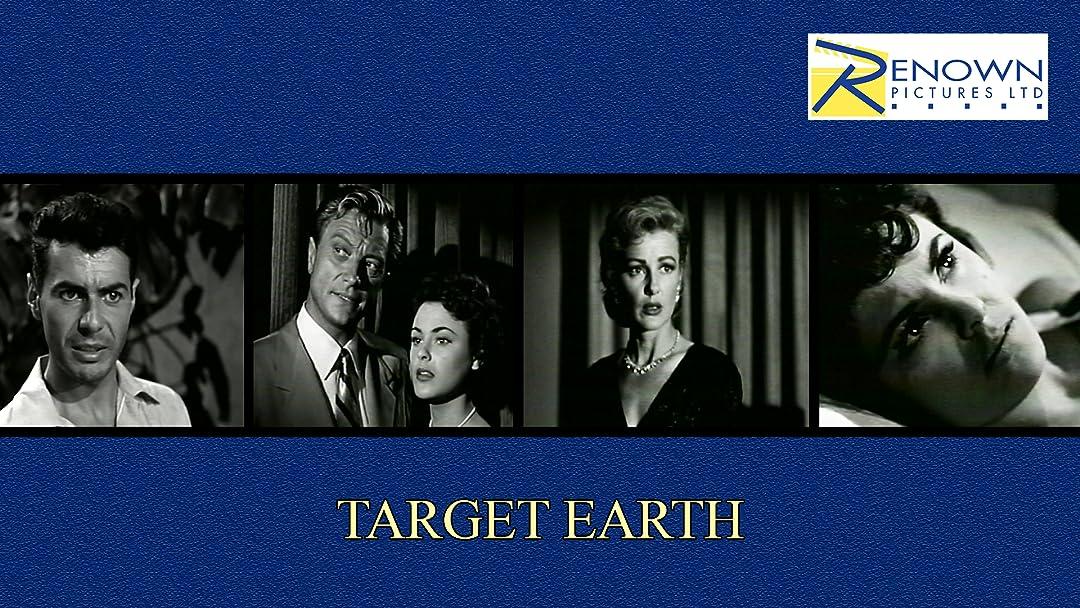 Target Earth on Amazon Prime Video UK