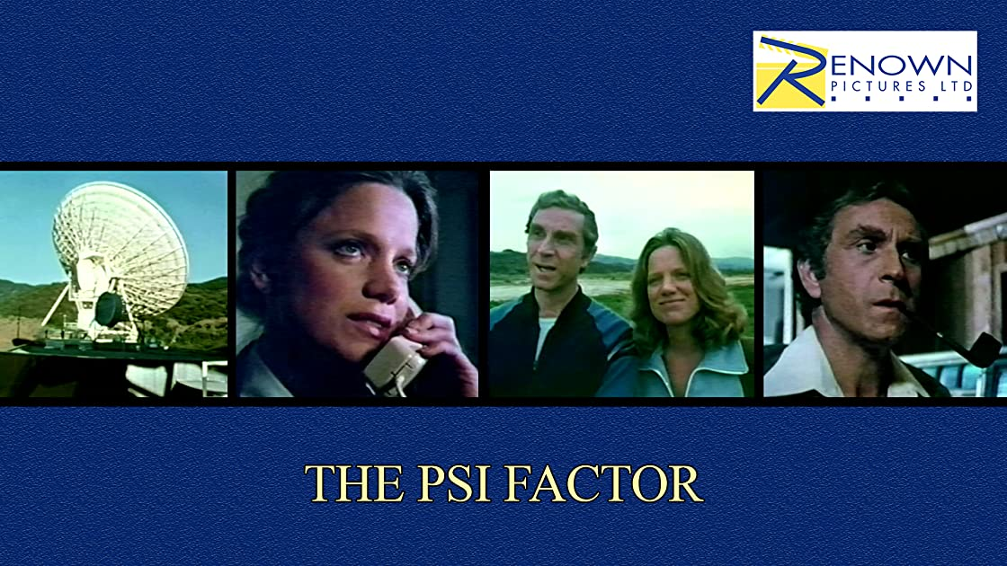 The PSI Factor on Amazon Prime Instant Video UK