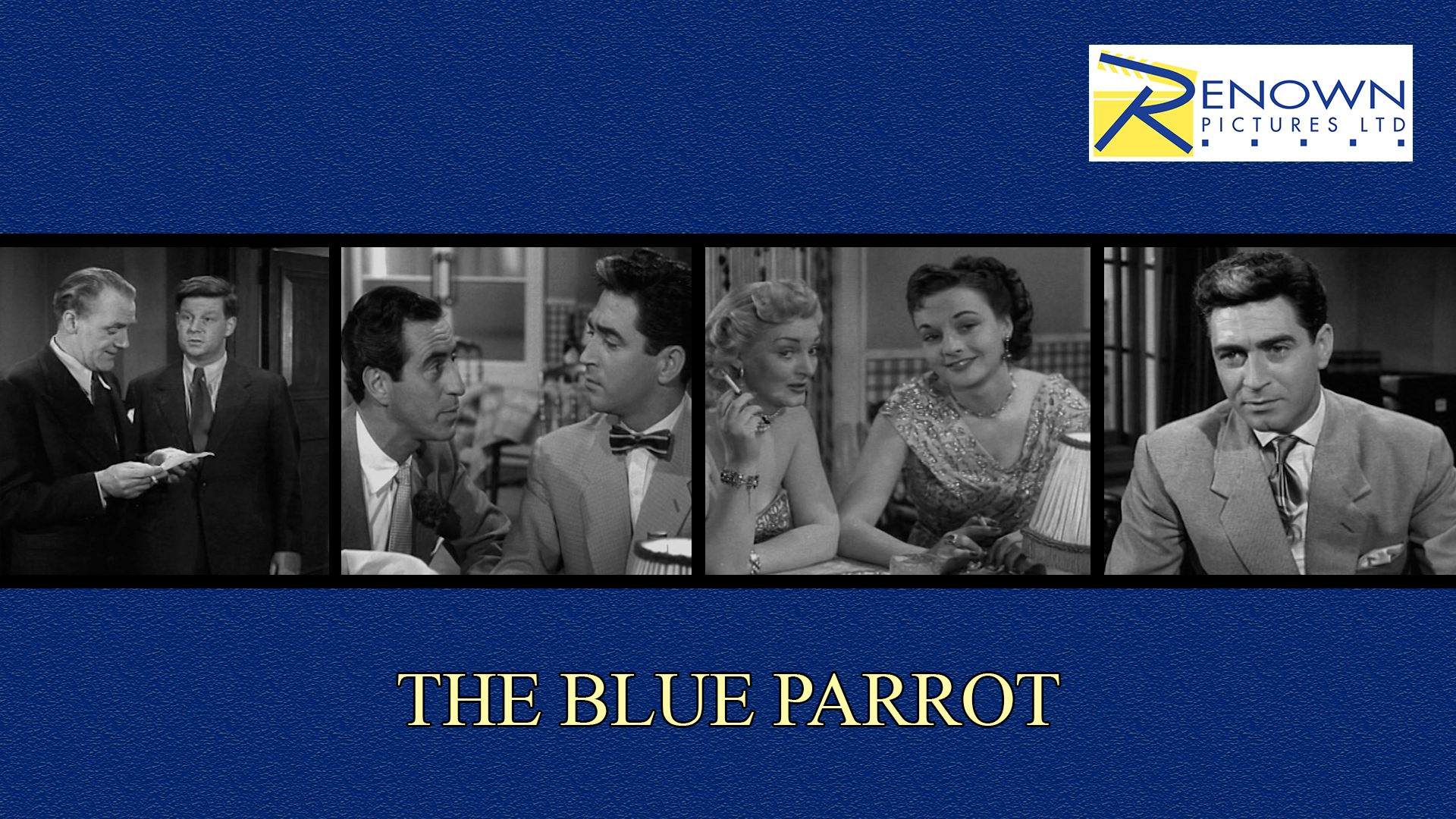 The Blue Parrot on Amazon Prime Video UK