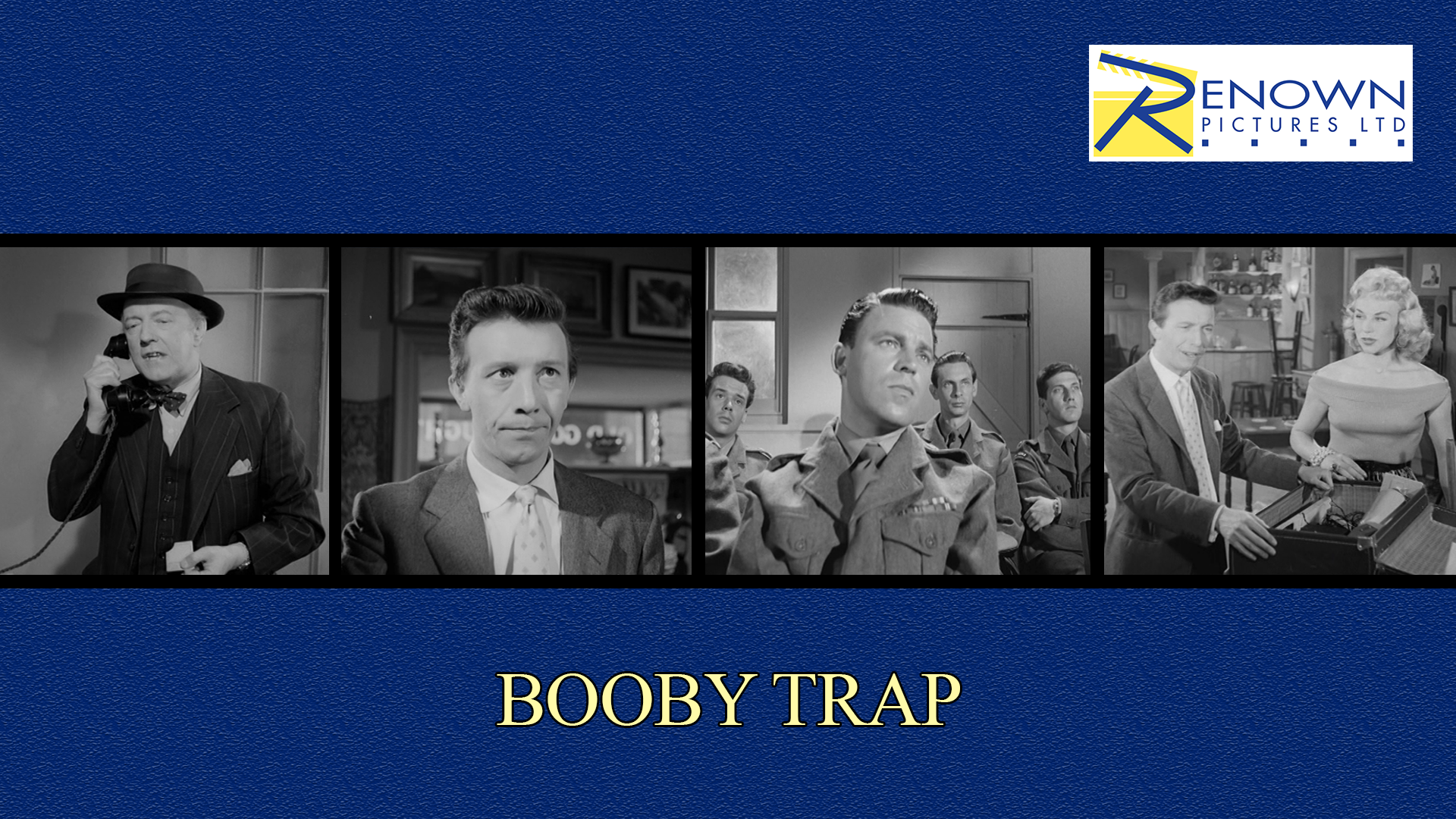 Booby Trap on Amazon Prime Video UK