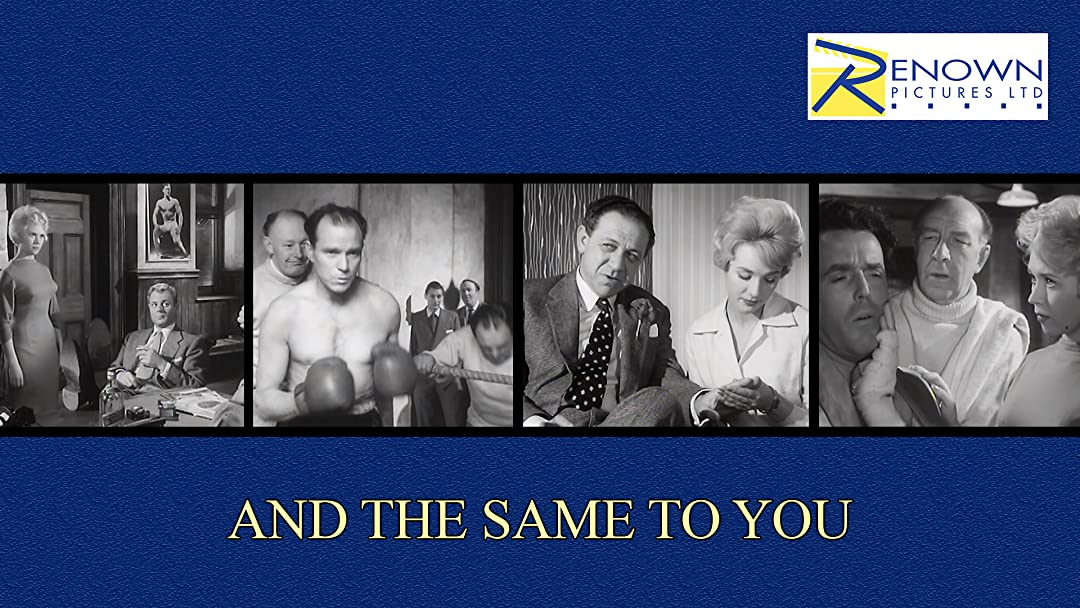 And The Same To You on Amazon Prime Video UK