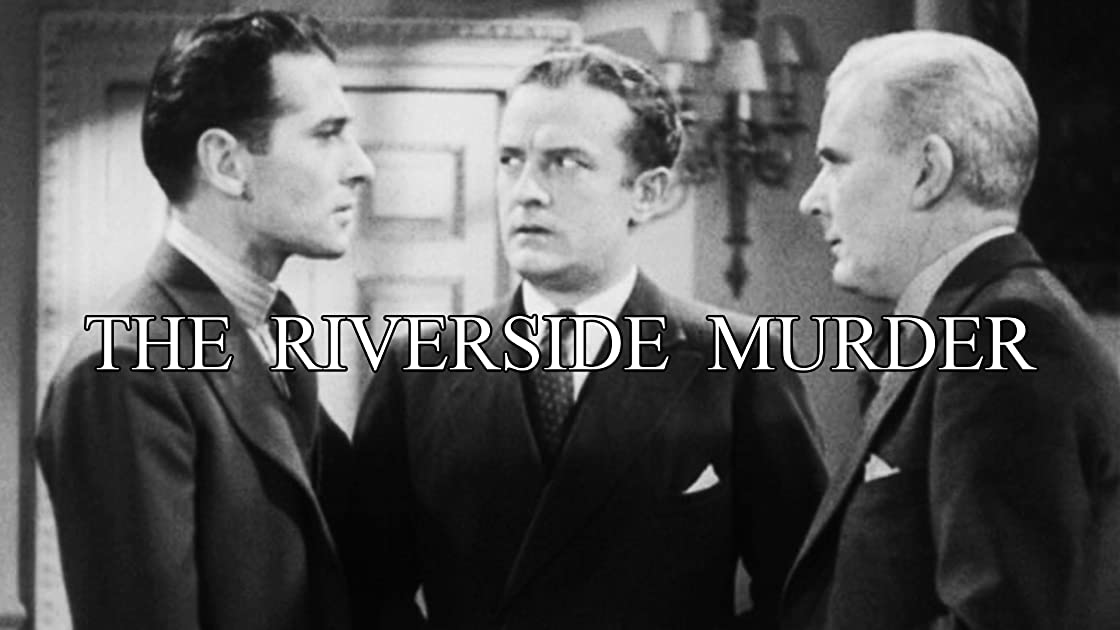 The Riverside Murder on Amazon Prime Instant Video UK