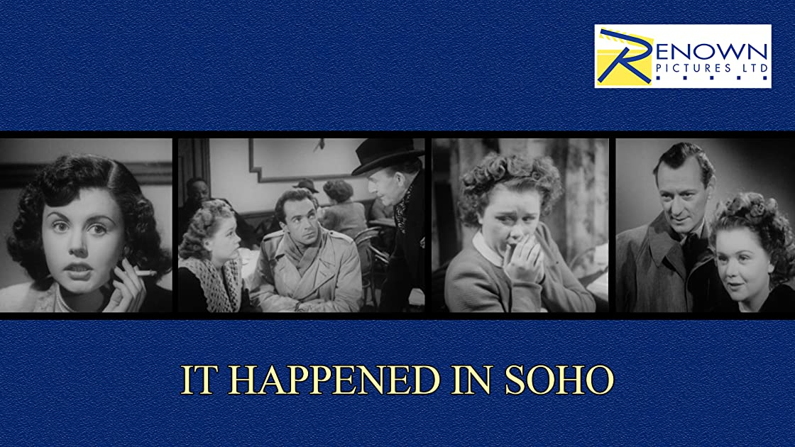 It Happened In Soho