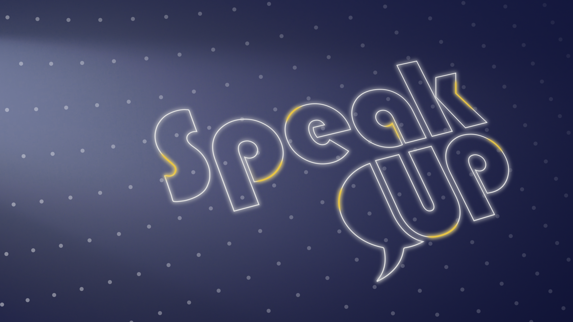 Speak UP Season 2 - Season 2