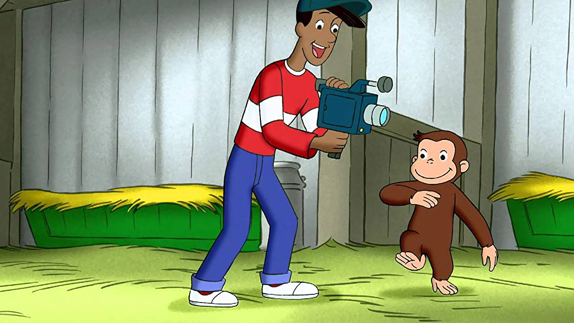 Curious George on Amazon Prime Video UK