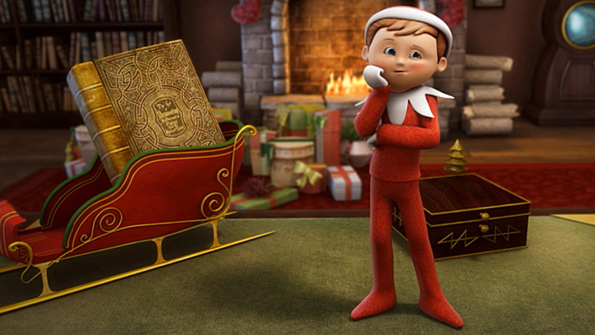 An Elf's Story: The Elf on the Shelf - Season 1