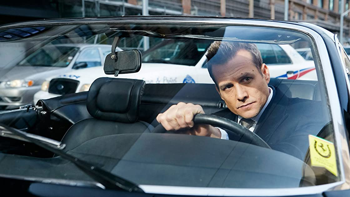 Suits on Amazon Prime Instant Video UK