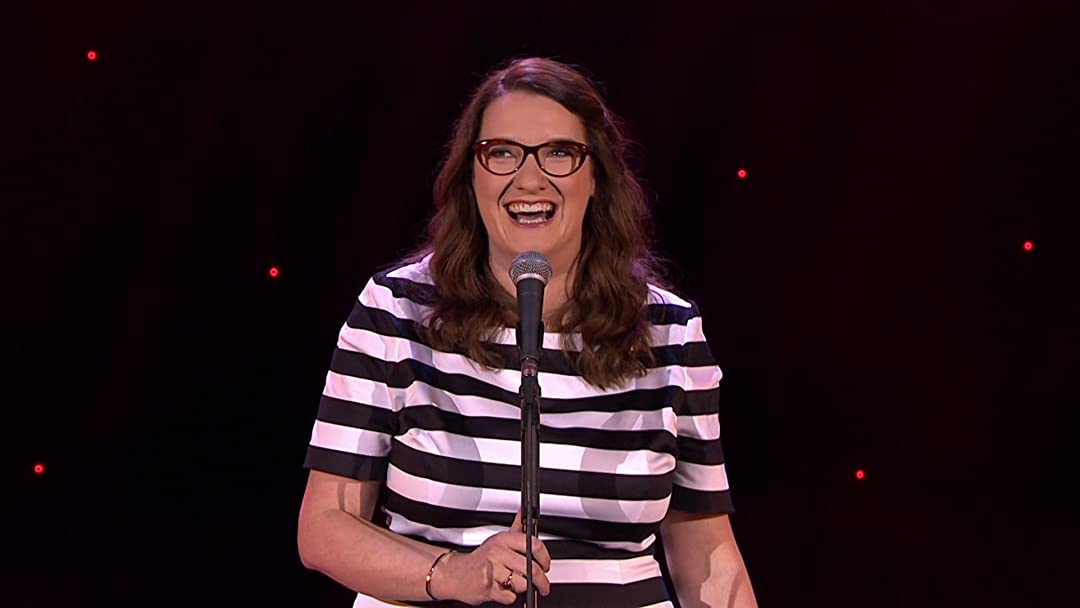 Sarah Millican: Outsider Live on Amazon Prime Video UK