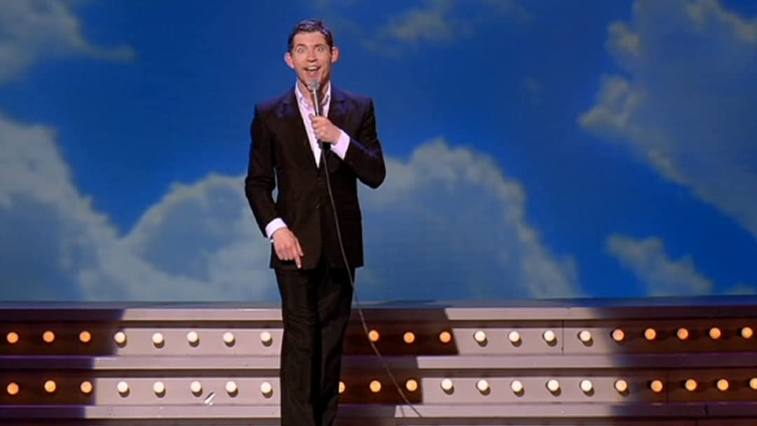 Lee Evans - Access All Arenas on Amazon Prime Video UK