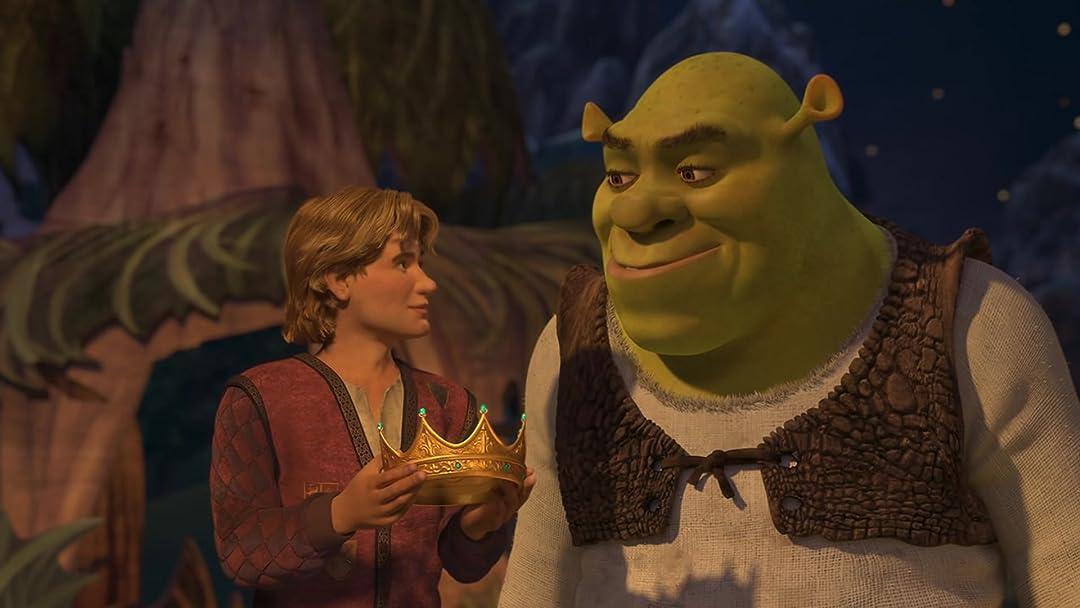 Shrek the Third on Amazon Prime Video UK