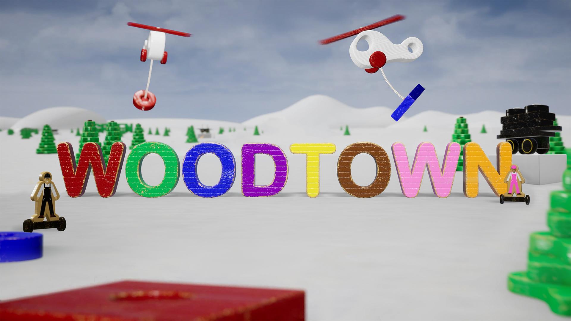 Woodtown on Amazon Prime Video UK