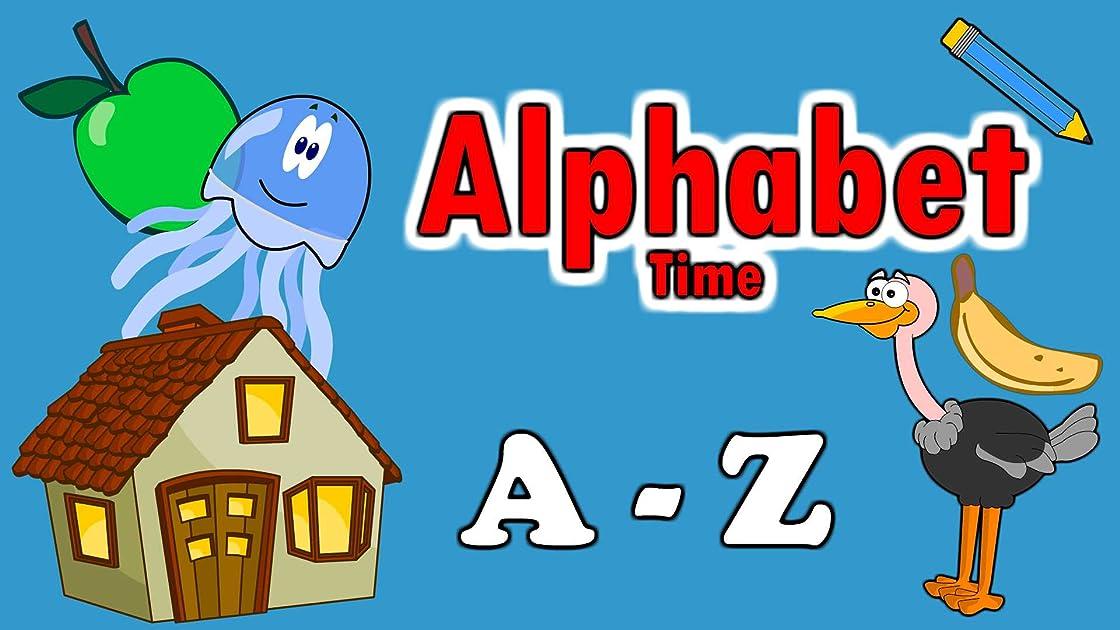 Alphabet Time on Amazon Prime Instant Video UK