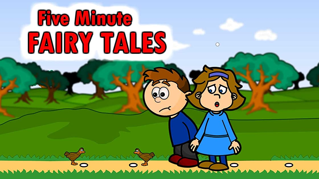 Five Minute Fairy Tales on Amazon Prime Instant Video UK
