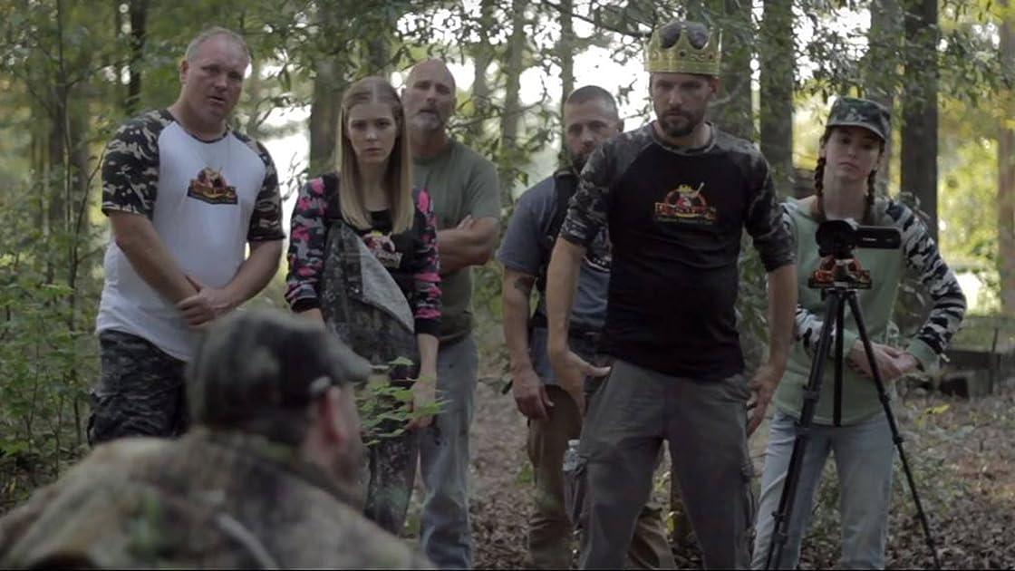 The Bigfoot Huntin' Club