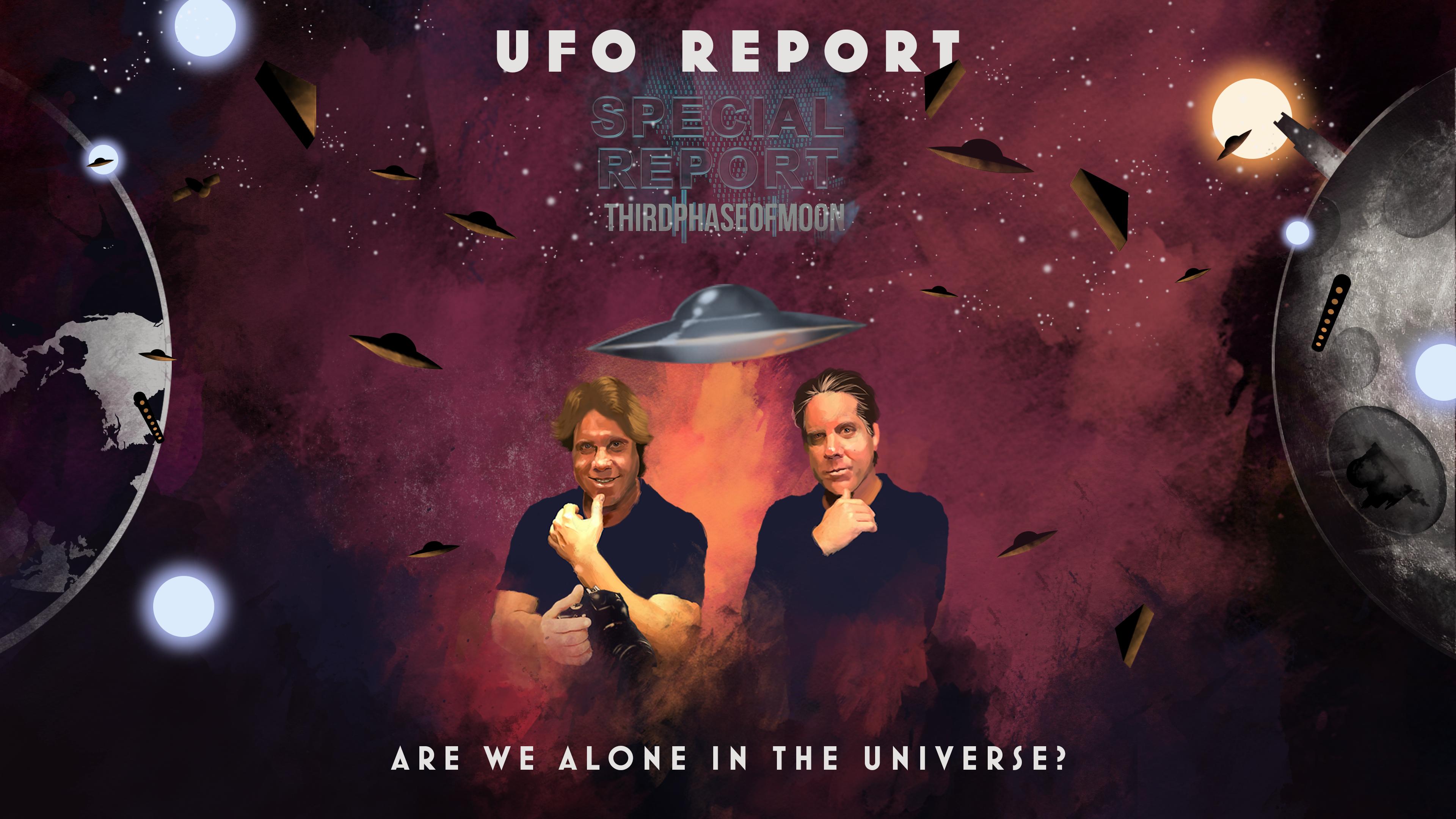 UFO Report on Amazon Prime Video UK