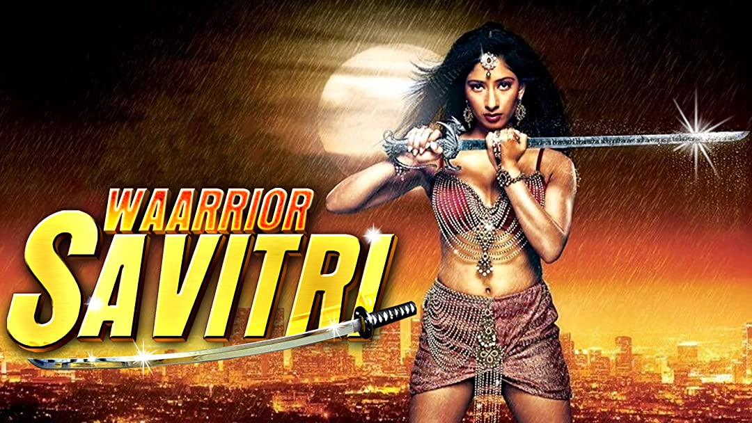 Warrior Savitri on Amazon Prime Video UK