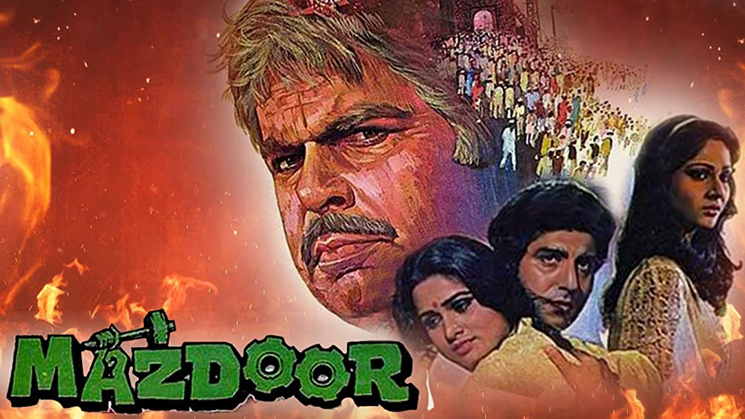 Mazdoor on Amazon Prime Video UK