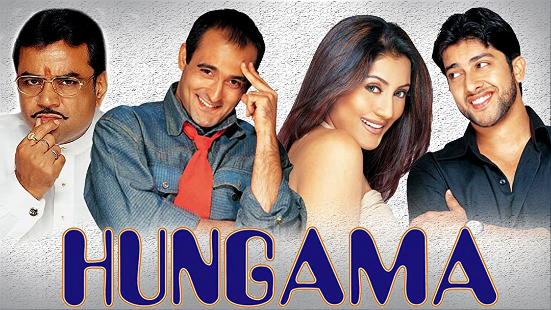 Hungama on Amazon Prime Video UK